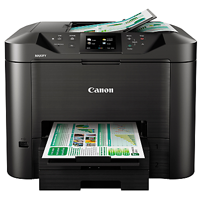 Canon MAXIFY MB5450 Wireless All-In-One Printer