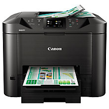 Buy Canon MAXIFY MB5450 Wireless All-In-One Printer Online at johnlewis.com