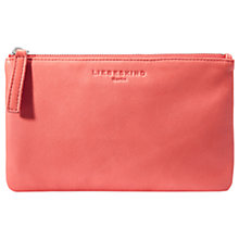Buy Liebeskind Jenny Leather Cosmetic Bag Online at johnlewis.com