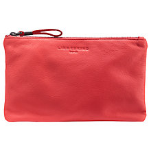 Buy Liebeskind Jenny 6 Vintage Leather Pouch Purse Online at johnlewis.com