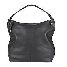 Buy Jaeger Leather Knot Hobo Bag Online at johnlewis.com