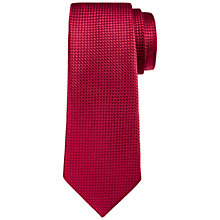Buy Hackett London Grenadine Silk Tie Online at johnlewis.com