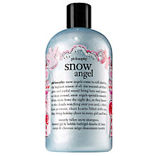 Buy Philosophy Snow Angel Shampoo, Bath & Shower Gel, 480ml Online at johnlewis.com