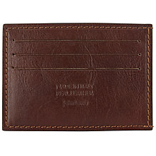 Buy John Lewis Made in Italy Leather Card Holder Online at johnlewis.com