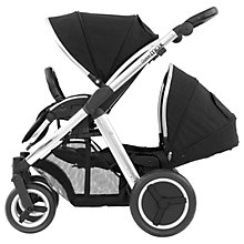 Buy BabyStyle Oyster Max 2 Tandem Pushchair Colour Pack, Ink Black Online at johnlewis.com