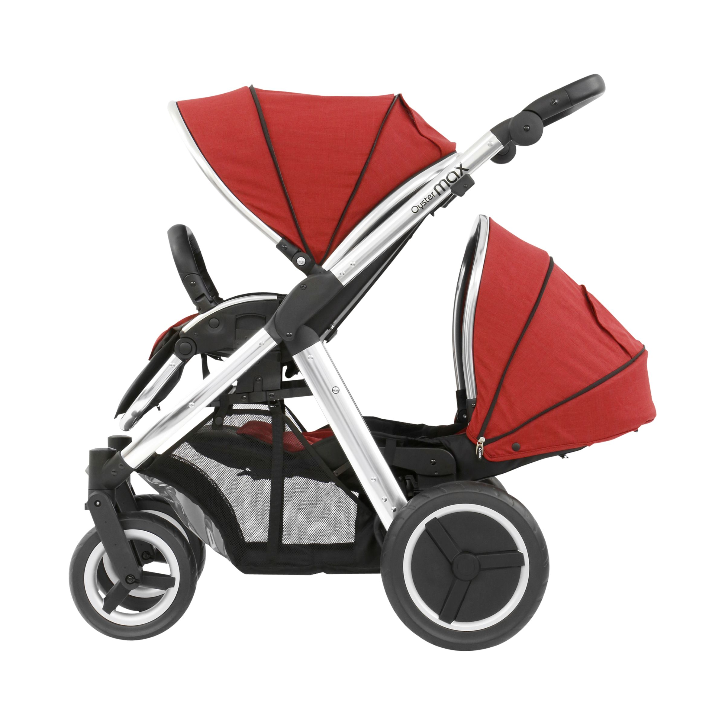 Oyster BabyStyle Oyster Max 2 Tandem Pushchair Colour Pack
