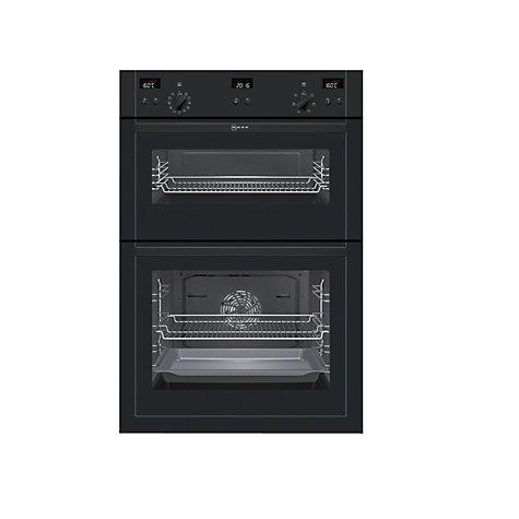 buy neff u15e52s5gb built in multifunction double oven. Black Bedroom Furniture Sets. Home Design Ideas