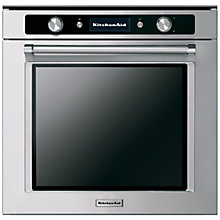 Buy KitchenAid KOLSS Built-In Single Oven, Stainless Steel Online at johnlewis.com