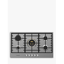 Buy KitchenAid KHSP586510 Gas Hob Online at johnlewis.com