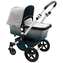 Buy Bugaboo Cameleon 3 Elements Pushchair, Grey Online at johnlewis.com