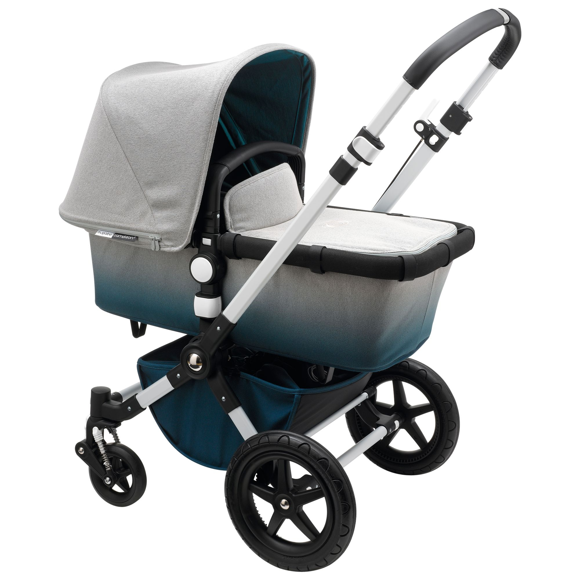 Bugaboo Bugaboo Cameleon 3 Elements Pushchair, Grey