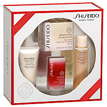 Buy Shiseido Benefiance WrinkleResist24 Day Cream Skincare Gift Set Online at johnlewis.com