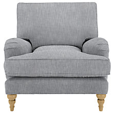 Buy John Lewis Penryn Armchair, Amelia French Grey Online at johnlewis.com