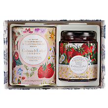 Buy Crabtree & Evelyn 'Strawberry Indulgence', 495g Online at johnlewis.com