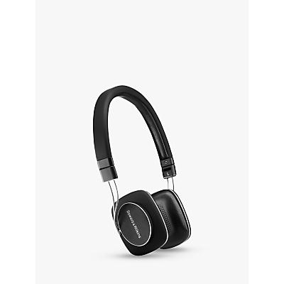 Bowers & Wilkins P3 Series 2 OnEar Headphones Black