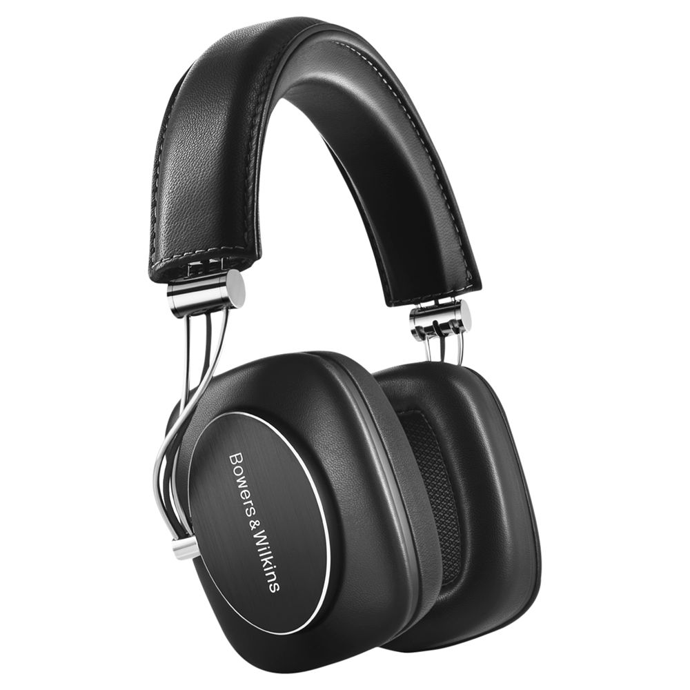 Bowers & Wilkins Bowers & Wilkins P7 Wireless Over Ear Headphones with Mic/Remote, Black