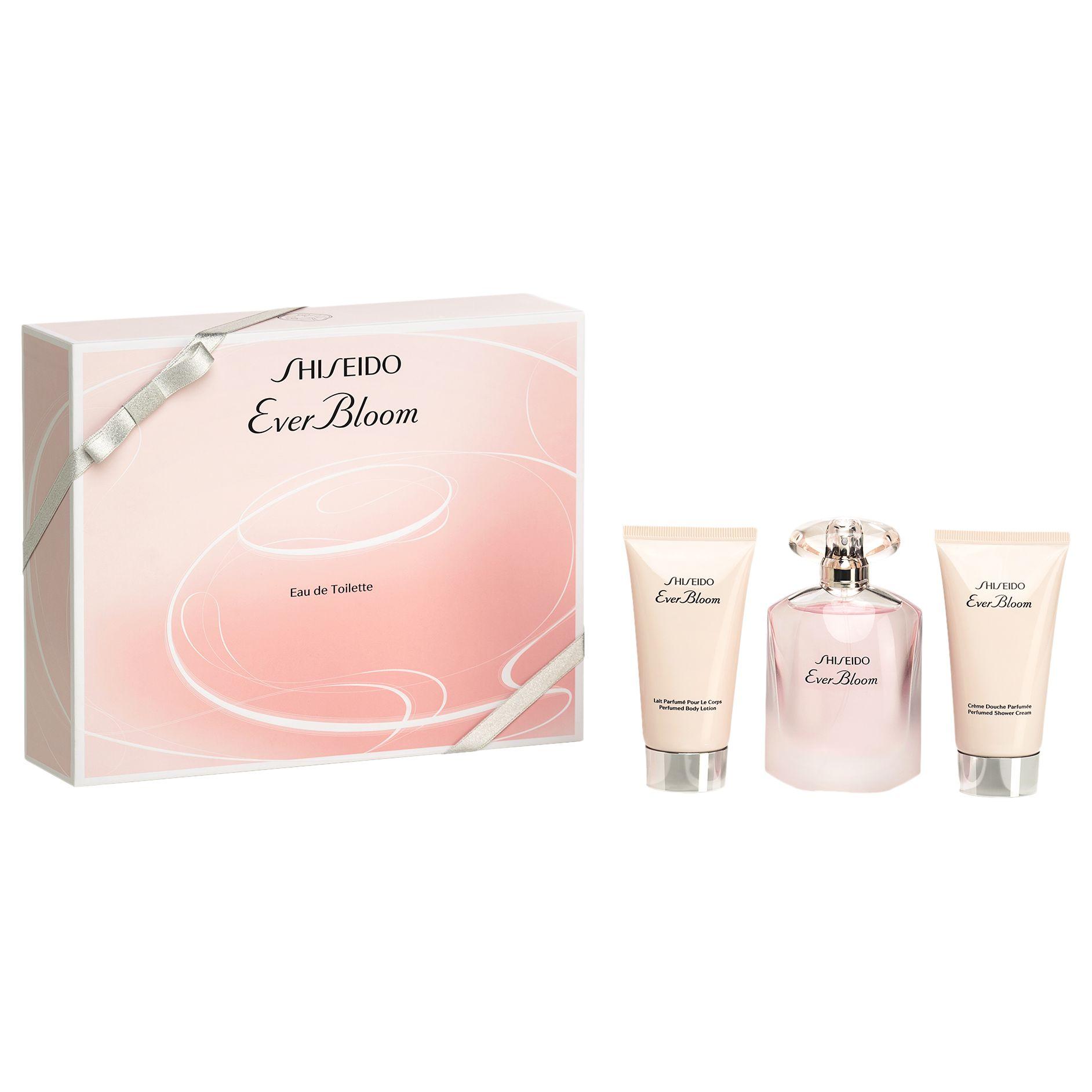 Shiseido Shiseido Ever Bloom 50ml Eau de Toilette Fragrance Gift Set