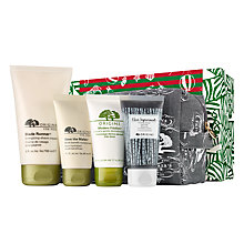 Buy Origins Men's Skincare Gift Set Online at johnlewis.com