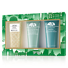 Buy Origins Let's Get Physical Skincare Gift Set Online at johnlewis.com