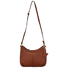 Buy White Stuff Geneva Across Body Bag, Tan Online at johnlewis.com