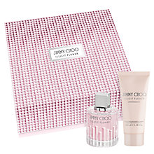 Buy Jimmy Choo Illicit Flower 60ml Eau de Toilette Fragrance Gift Set Online at johnlewis.com