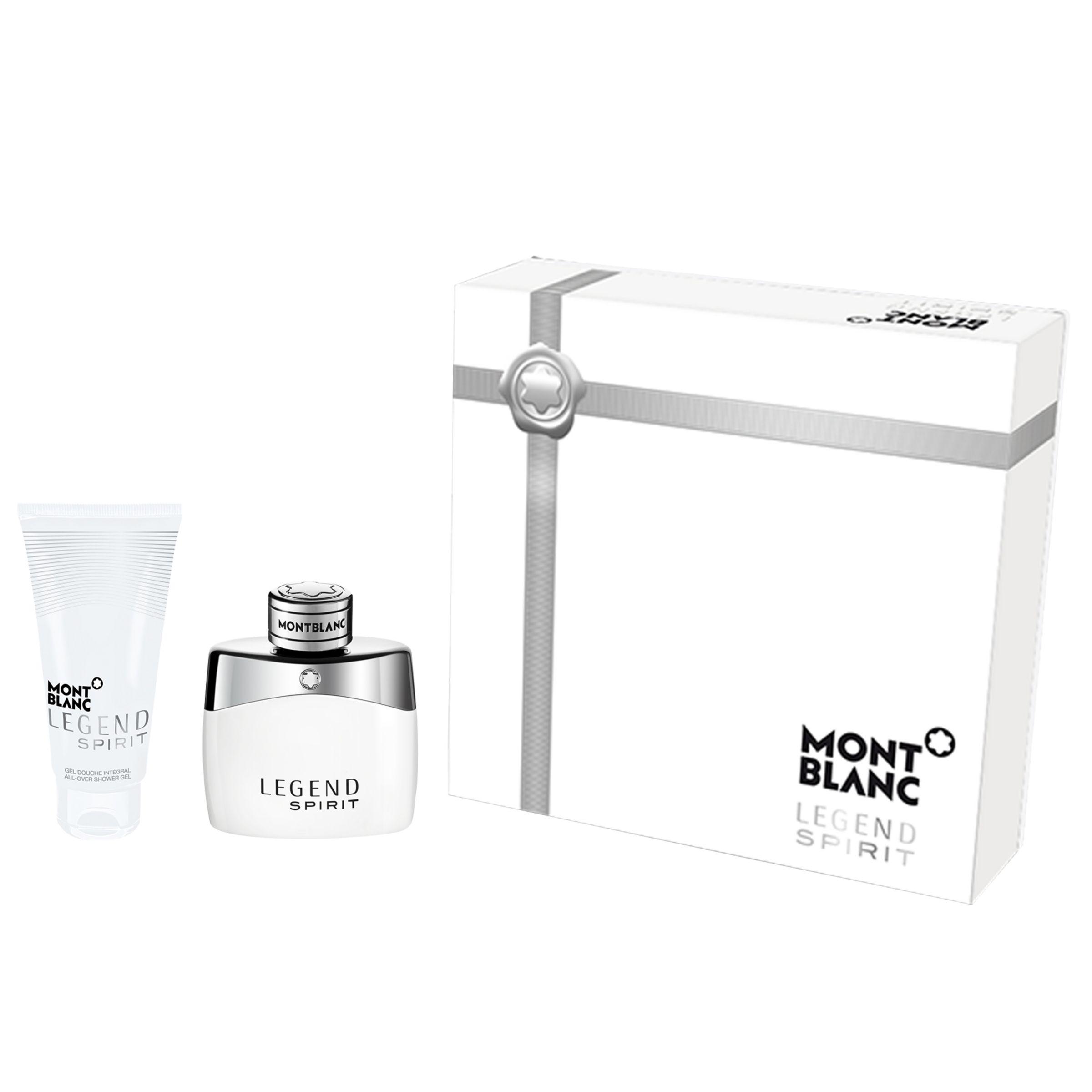 Montblanc Montblanc Legend Spirit 50ml Eau de Toilette Fragrance Gift Set