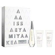 Buy Issey Miyake L'Eau d'Issey Pure 50ml Eau de Parfum Fragrance Gift Set Online at johnlewis.com