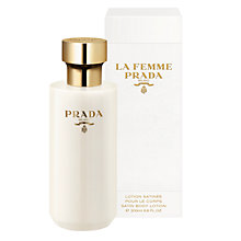 Buy Prada La Femme Body Lotion, 200ml Online at johnlewis.com