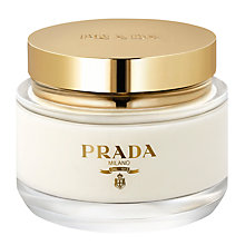 Buy Prada La Femme Body Cream, 200ml Online at johnlewis.com