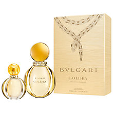 Buy Bvlgari Goldea 50ml Eau de Parfum Fragrance Gift Set Online at johnlewis.com