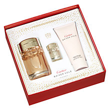Buy Cartier Baiser Volé 100ml Eau de Parfum Fragrance Gift Set Online at johnlewis.com