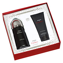 Buy Cartier Pasha Édition Noire 150ml Eau de Toilette Fragrance Gift Set Online at johnlewis.com