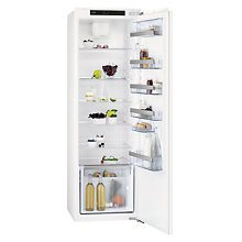 Buy AEG SKD71813C0 Integrated Fridge, A+ Energy Rating, 56cm Wide Online at johnlewis.com