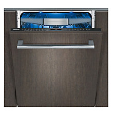 Buy Siemens SN678X26TE Integrated Dishwasher Online at johnlewis.com