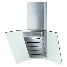 Buy Miele DA289-4 Wall Mounted Cooker Hood, Stainless Steel Online at johnlewis.com