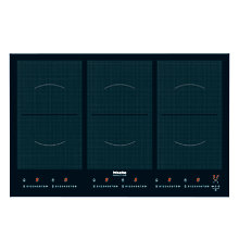Buy Miele KM6367-1 Induction Hob Online at johnlewis.com