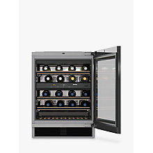 Buy Miele KWT6322UG Integrated Wine Cabinet Online at johnlewis.com