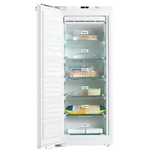 Buy Miele FNS35402I Integrated Freezer, A++ Energy Rating, 56cm Wide Online at johnlewis.com