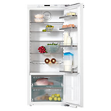 Buy Miele K35472ID Integrated Fridge, A++ Energy Rating, 56cm Wide Online at johnlewis.com