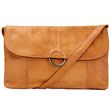 Buy Pieces Valian Across Body Bag, Cognac Online at johnlewis.com