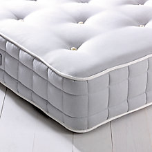 Buy John Lewis Ortho 1800 Pocket Spring Zip Link Mattress, Super King Size Online at johnlewis.com