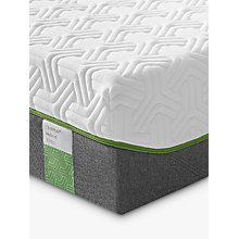 Buy Tempur Hybrid Elite Pocket Spring Memory Foam Mattress, Medium, Single Online at johnlewis.com