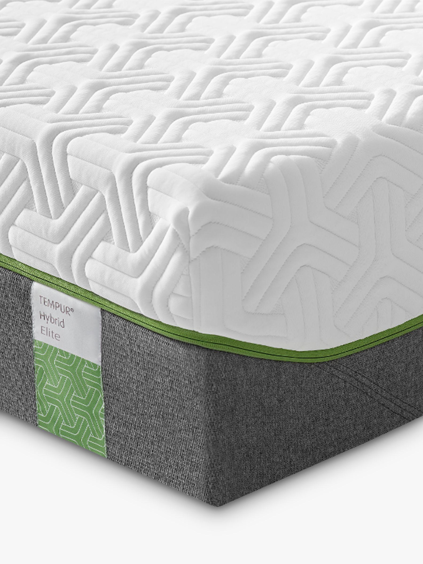 Tempur Tempur Hybrid Elite Pocket Spring Memory Foam Mattress, Single