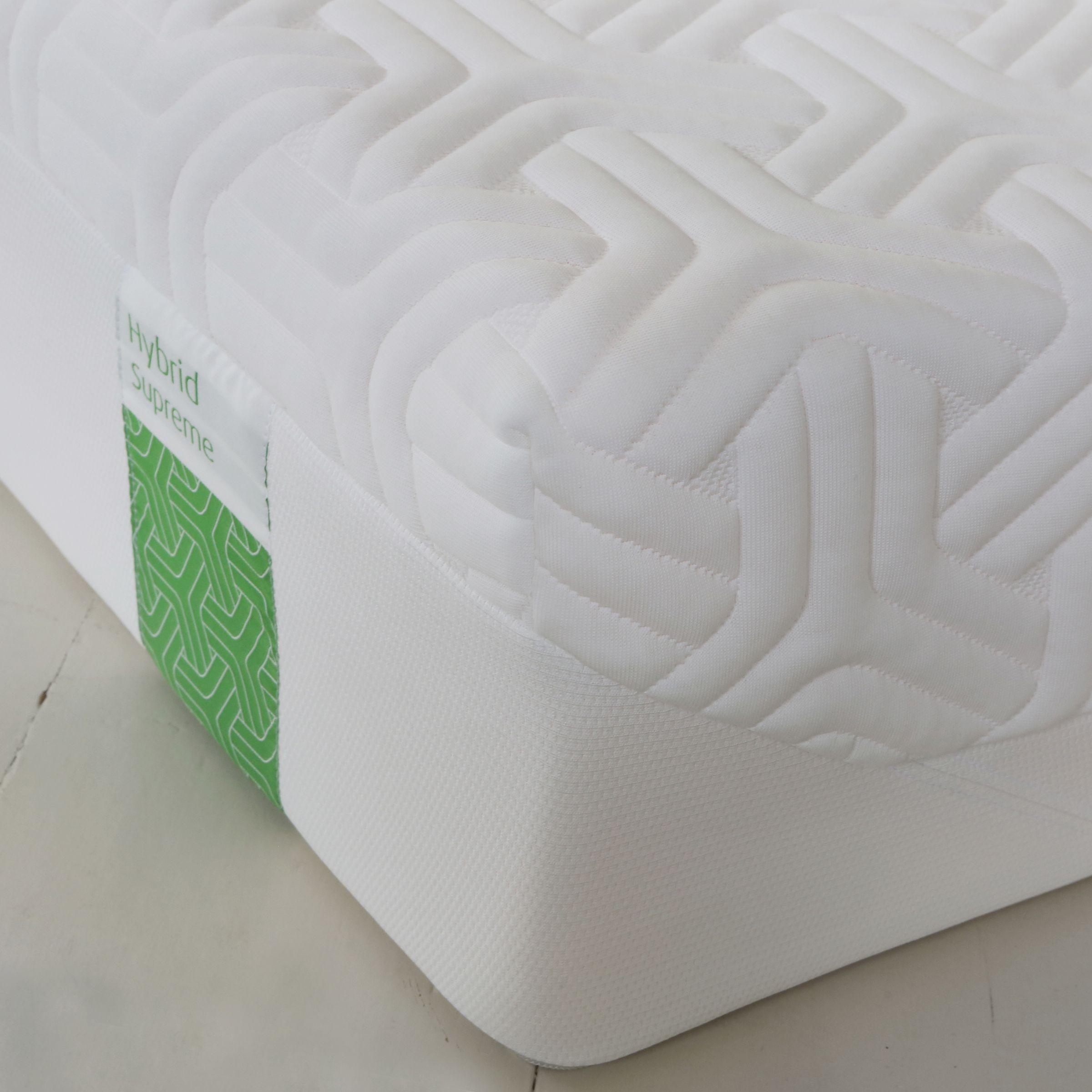 Tempur Tempur Hybrid Supreme Pocket Spring Memory Foam Mattress, Double
