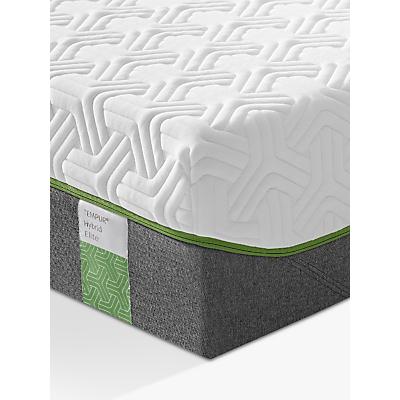 Tempur Hybrid Elite Pocket Spring Memory Foam Mattress Super King Size