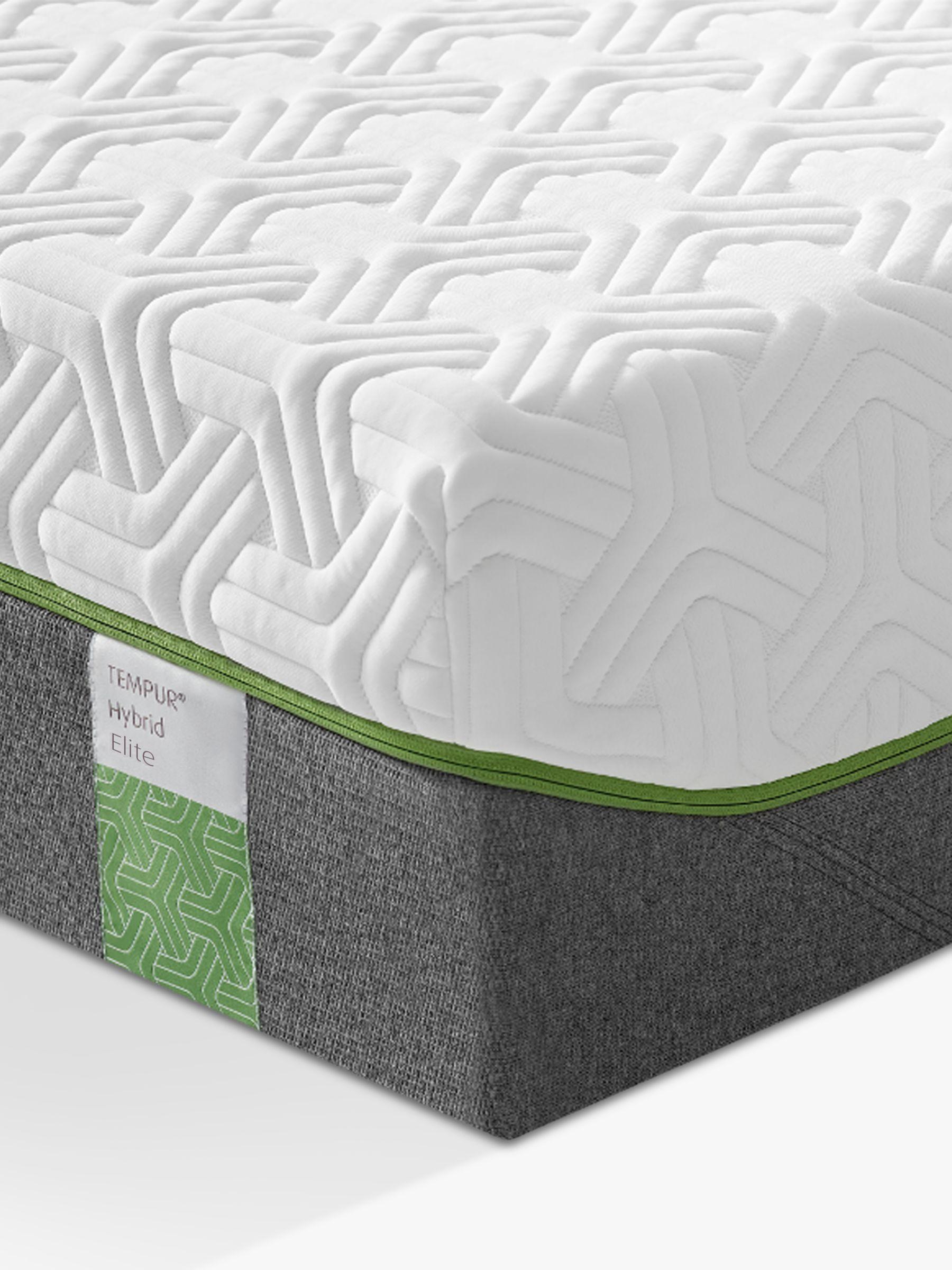 Tempur Tempur Hybrid Elite Pocket Spring Memory Foam Mattress, Super King Size