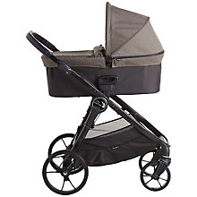 Buy Baby Jogger City Premier Deluxe Carrycot, Taupe Online at johnlewis.com