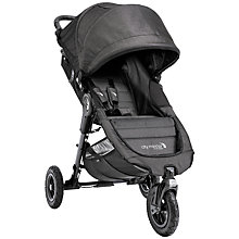 Buy Baby Jogger City Mini GT Pushchair, Charcoal Denim Online at johnlewis.com