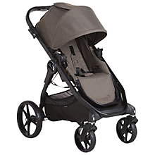 Buy Baby Jogger City Premier Stroller, Taupe Online at johnlewis.com