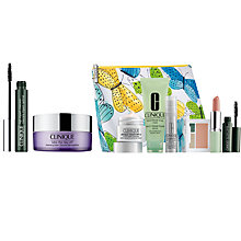 Buy Clinique Mascara and Cleanser with Summer Bonus Time Gift Online at johnlewis.com